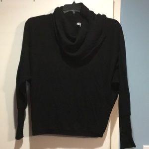 Buffalo cowl neck sweater